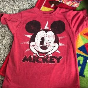 Other - Mickey shirt